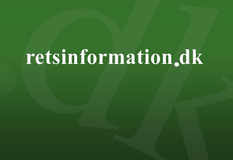 retsinformation.dk