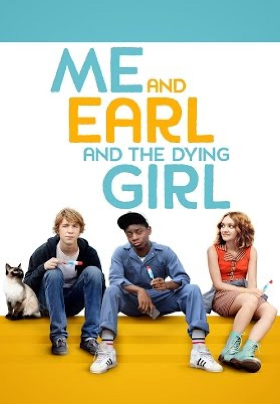 filmplakat til Me and Earl and the dying girl